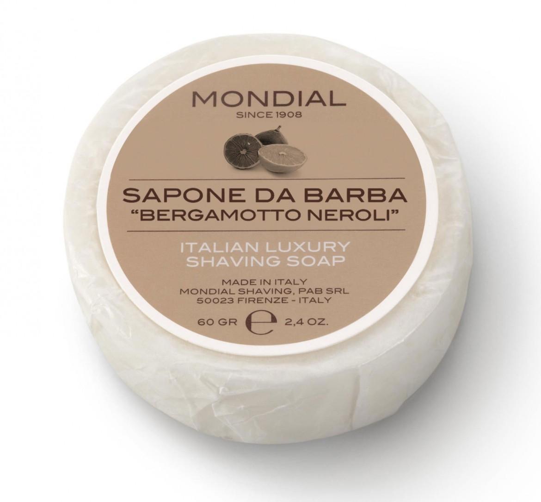 "Mondial Sapone da Barba ""Bergamoto Neroli"""