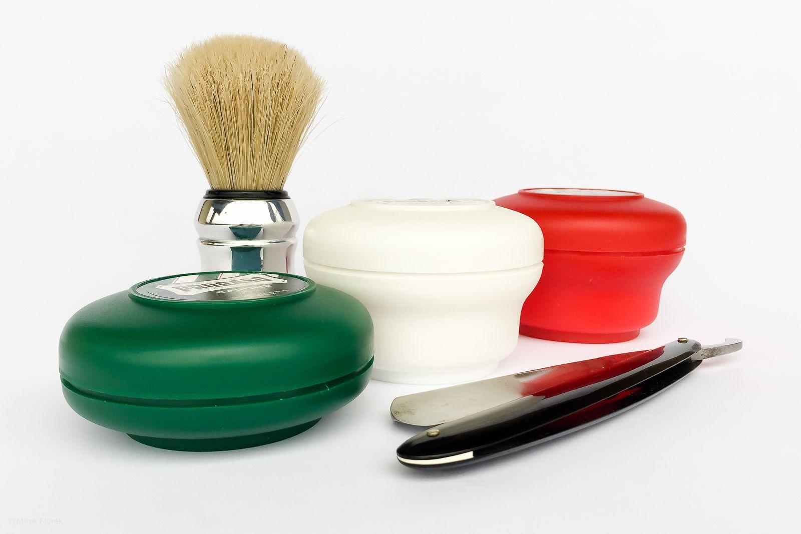 Rodzina mydeł do golenia Proraso