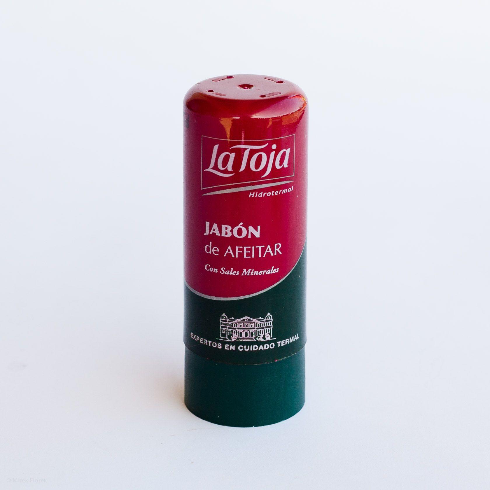 Mydło do golenia w sztyfcie La Toja Jabón de Afeitar (Shaving Stick)