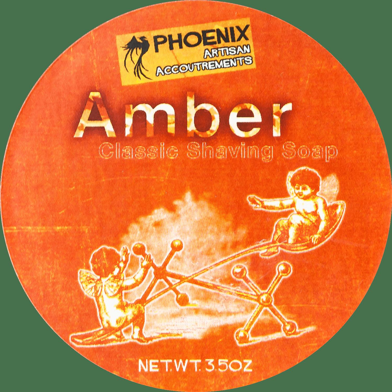 phoenix-amber-label