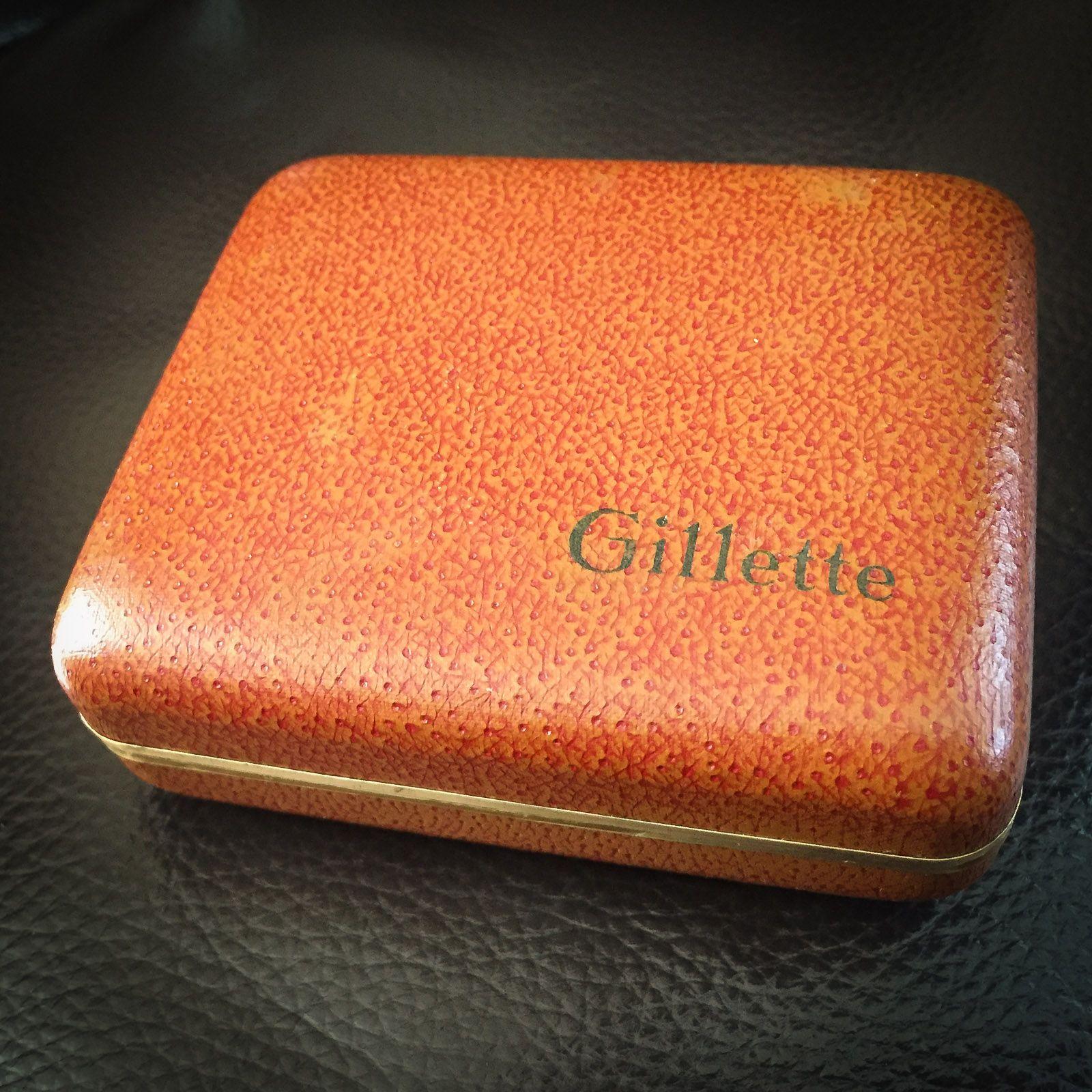 Etui na maszynkę Gillette Aristocrat