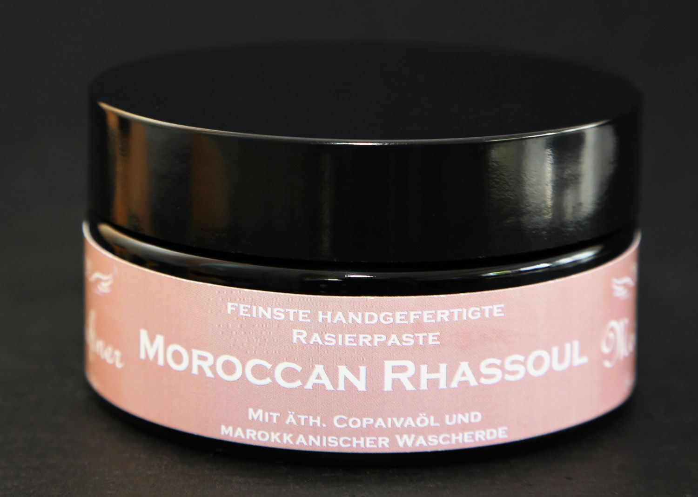 Opakowanie Meißner Tremonia Moroccan Rhassoul Shaving Paste