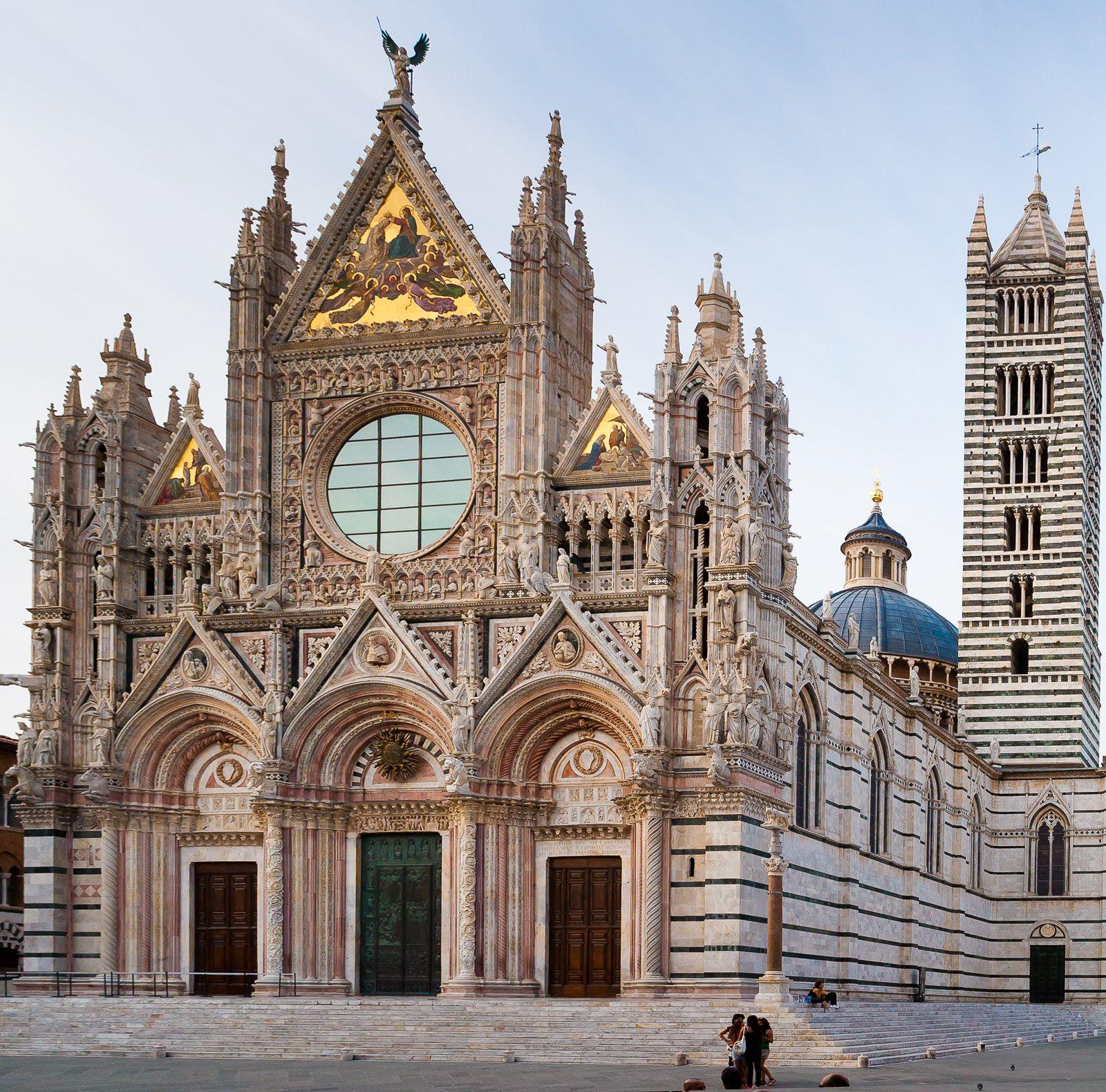 Katedra Matki Bożej Wniebowziętej w Sienie