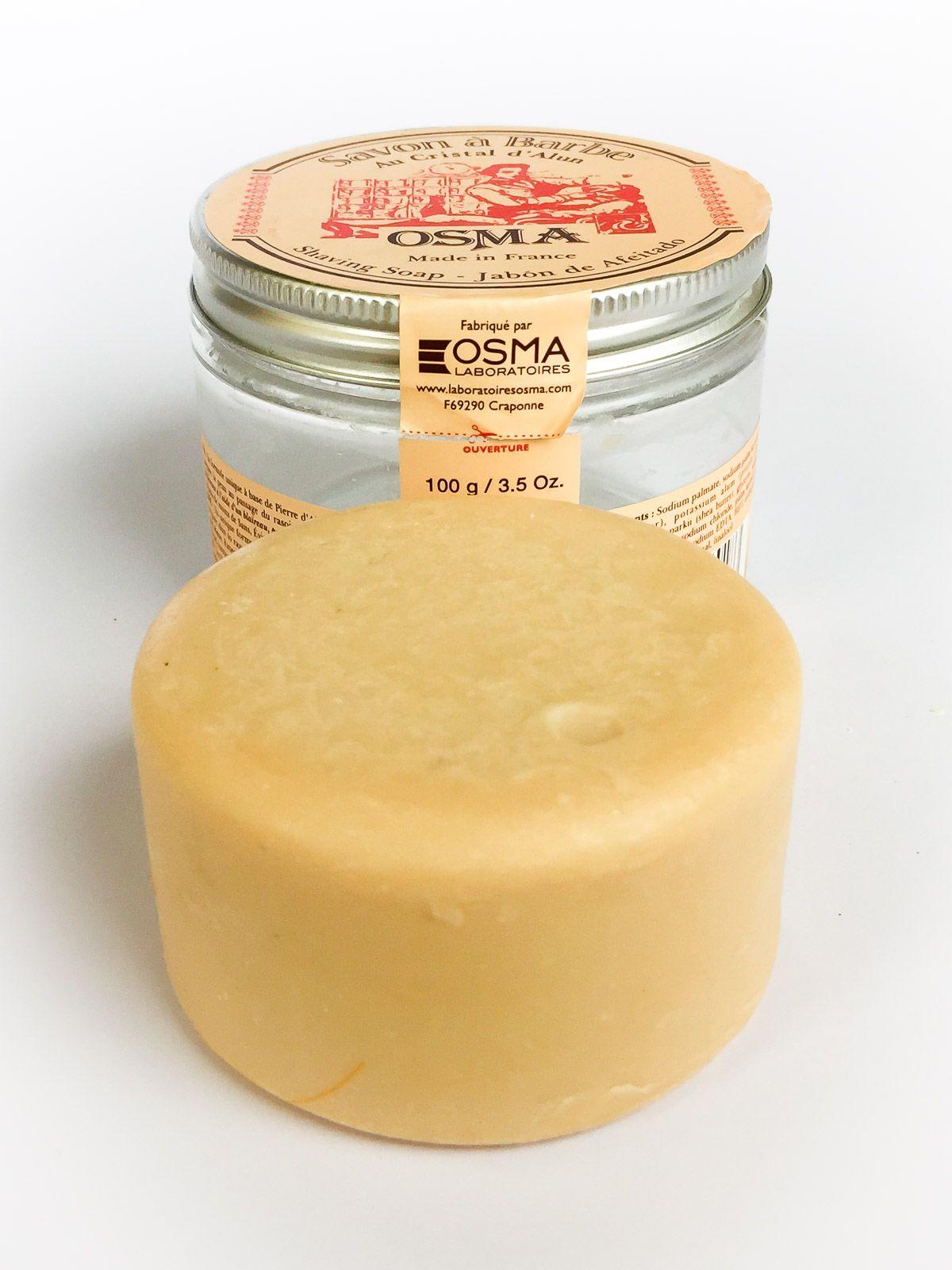 Mydło do golenia OSMA