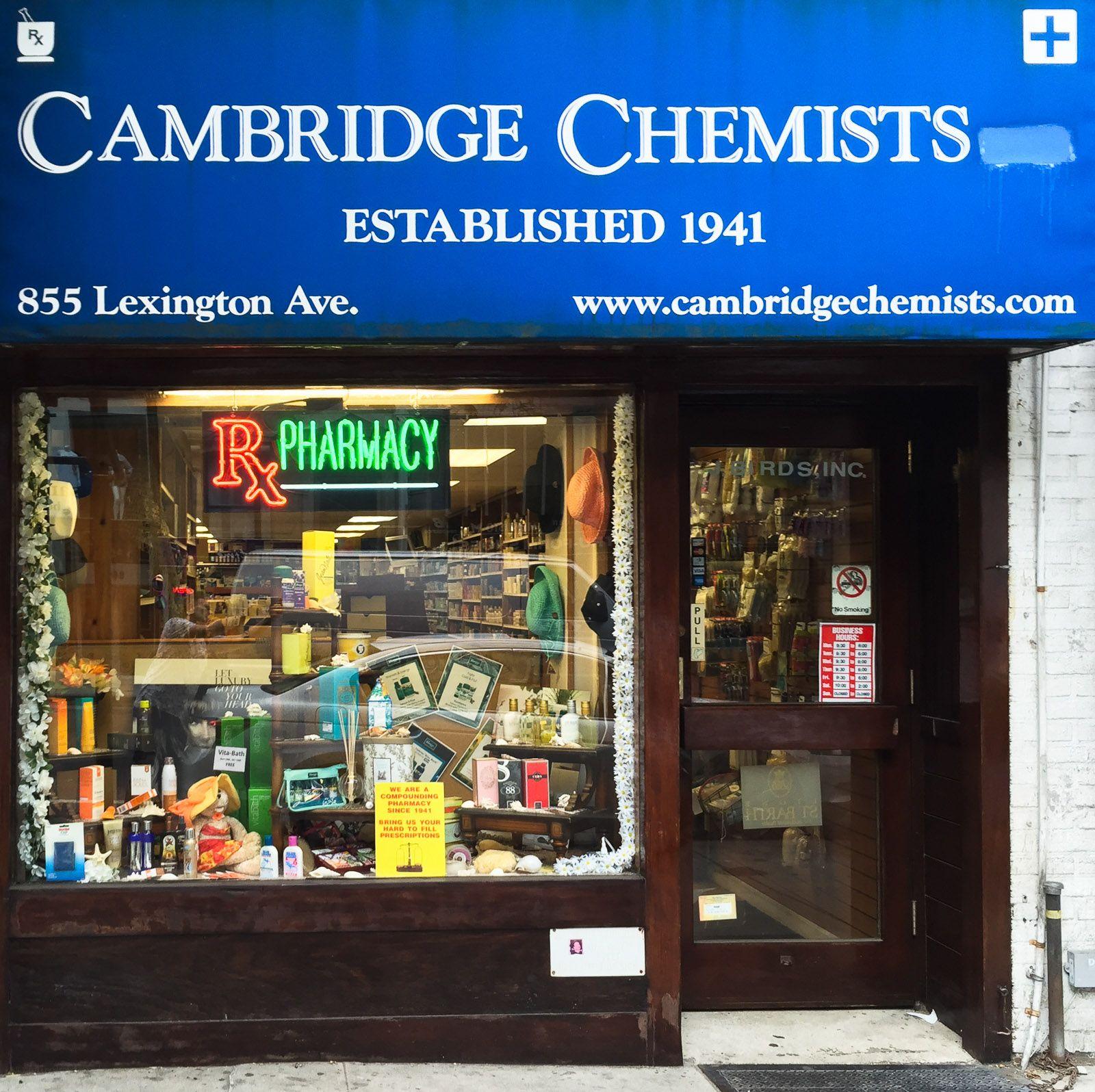 Drogeria Cambridge Chemists (855 Lexington Avenue, New York, USA)