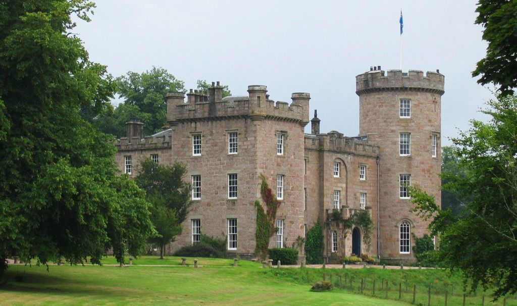 Castle Forbes, Szkocja