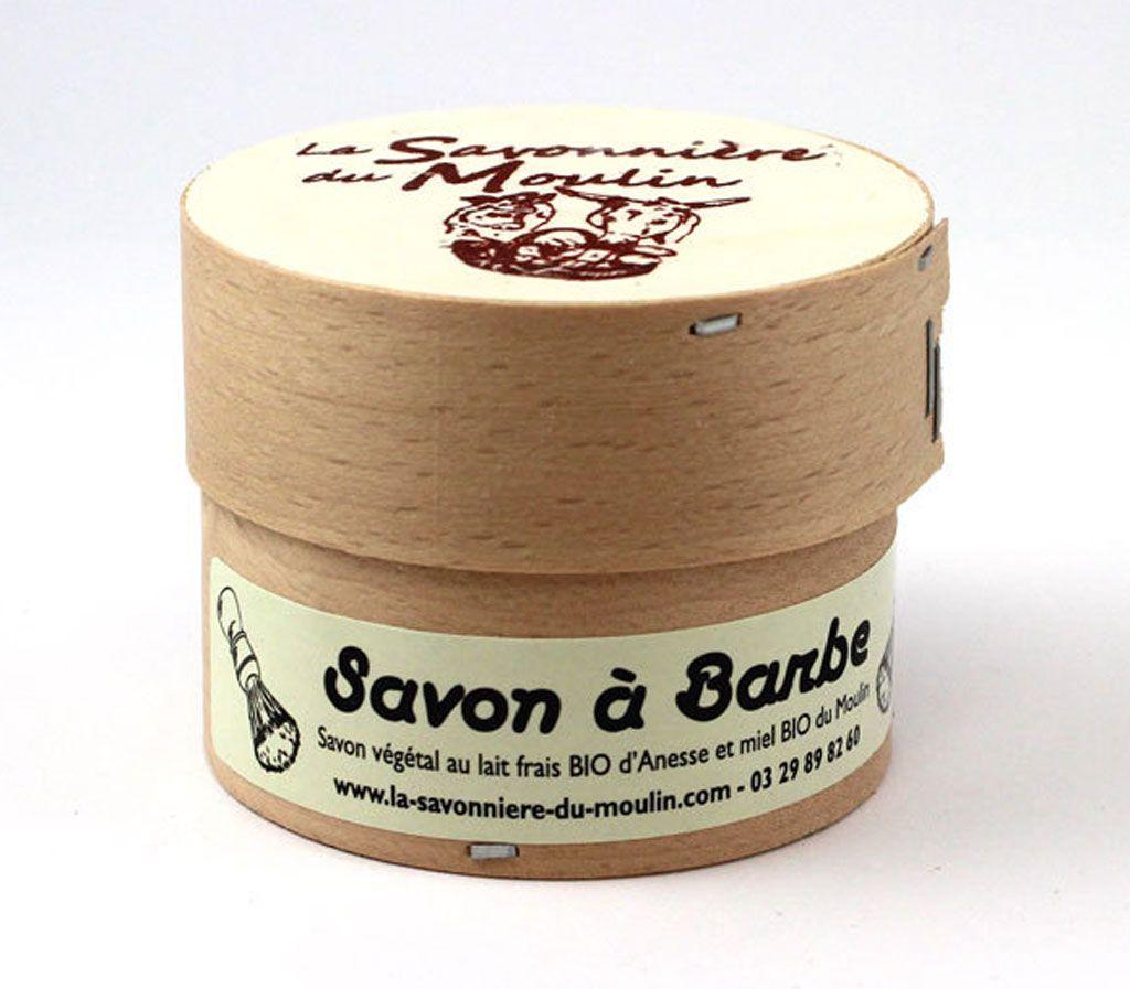 Opakowanie mydła do golenia La Savonniere du Moulin