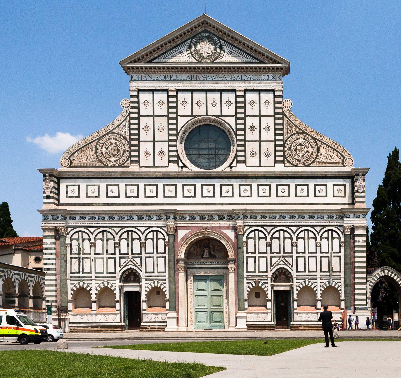 Bazylika Santa Maria Novella we Florencji