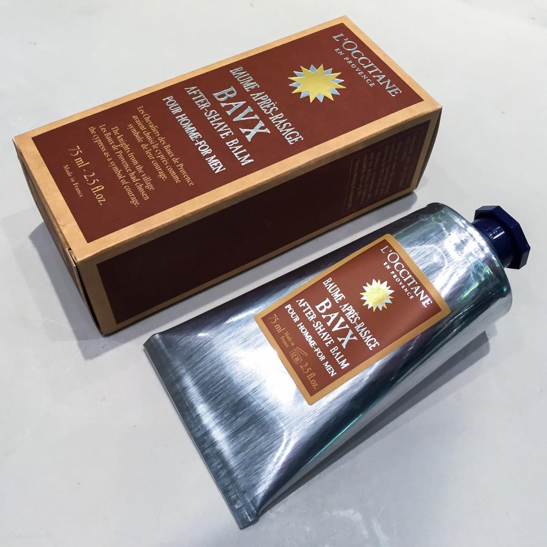Opakowanie balsam po goleniu L'Occitane Baux After Shave Balm