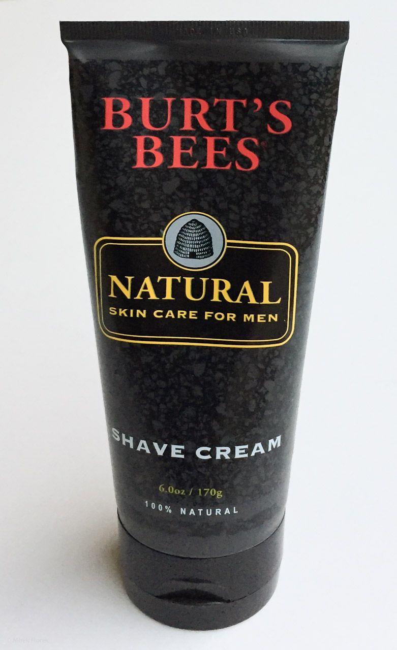 Tuba z kremem do golenia Burt's Bees Shave Cream