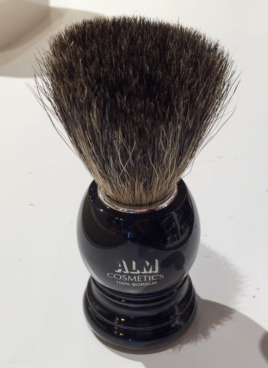 Pędzel do golenia ALM ze sklepu Organique
