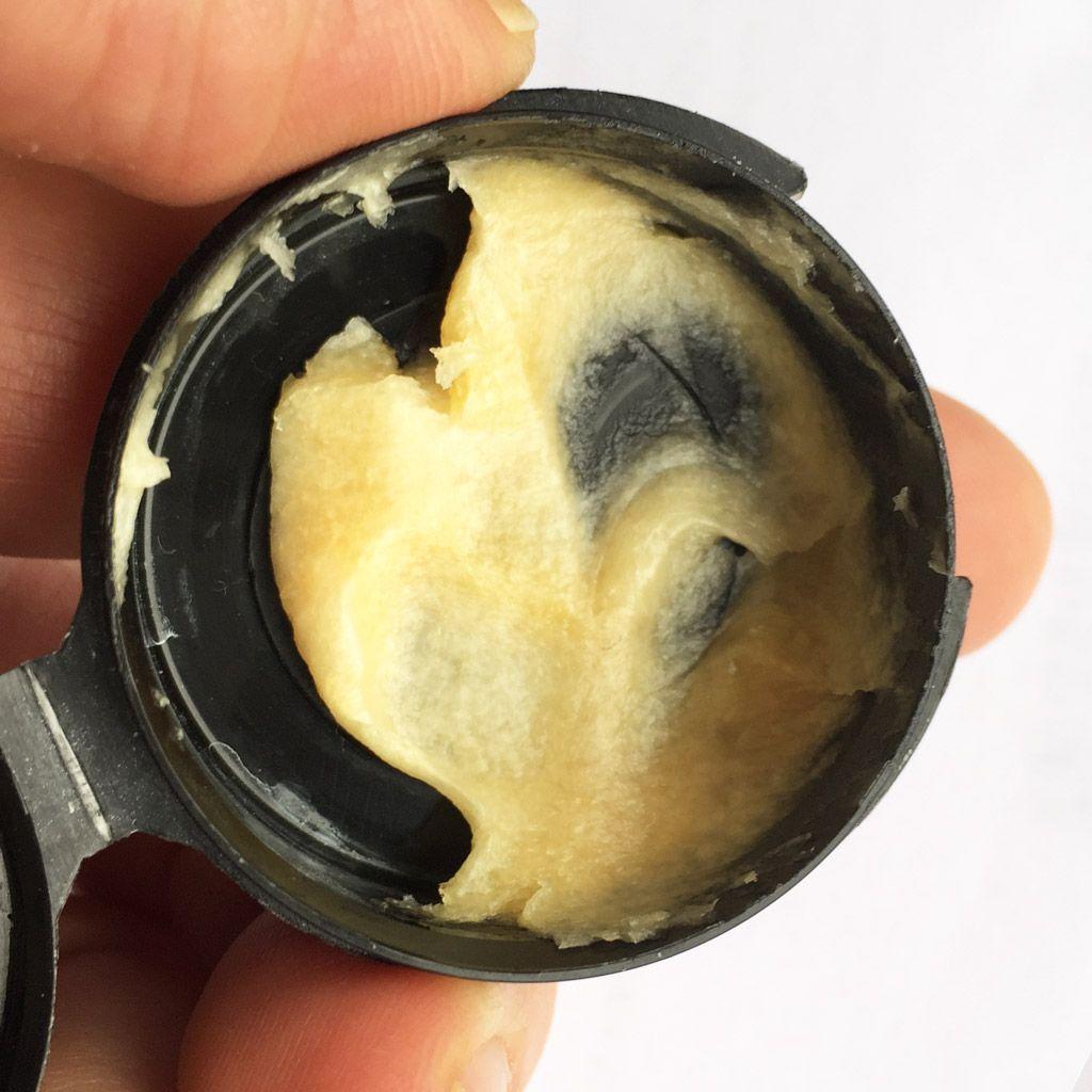 Konsystencja mydła do golenia Dr. Jon's Black Label