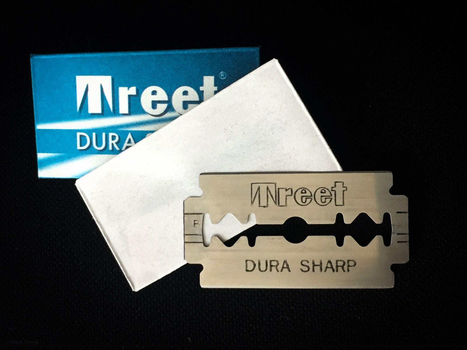 Żyletka Treet Dura Sharp