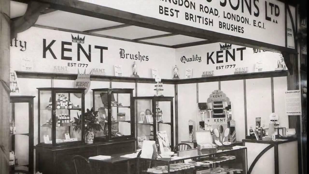Sklep Kent Brushes w Londynie (zdjęcie Kent Brushes)