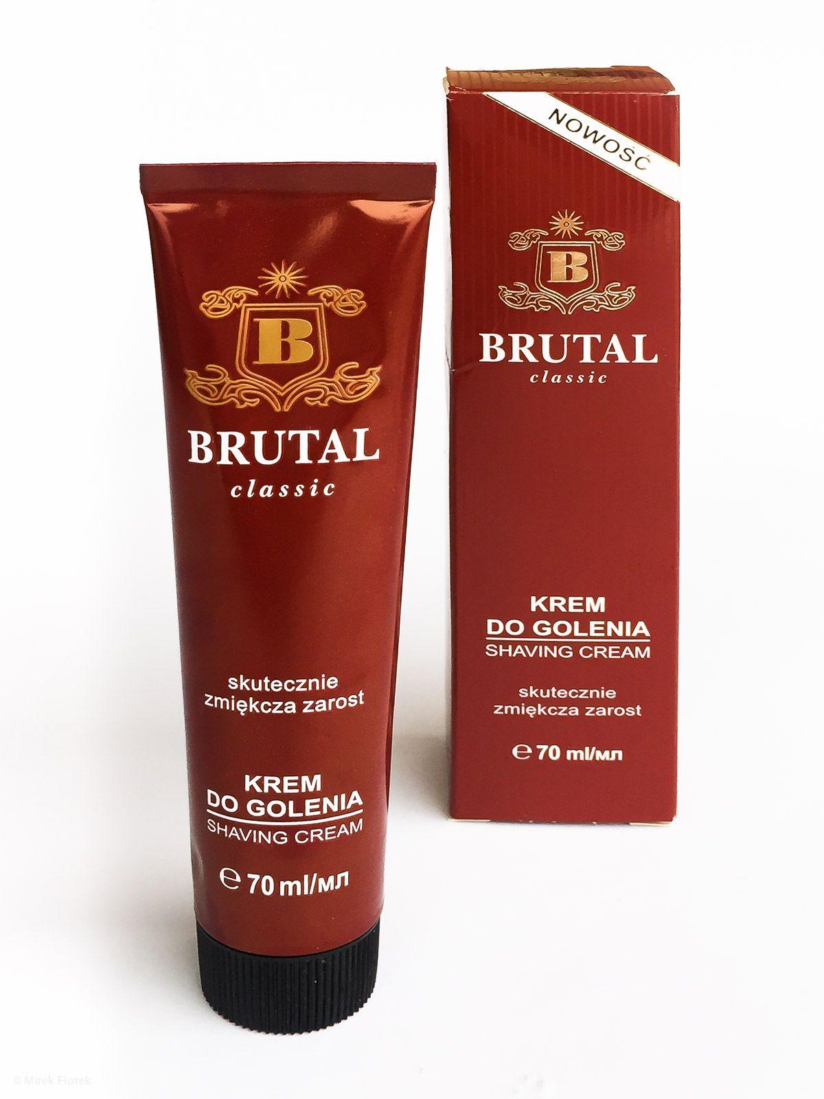 Krem do golenia La Rive Brutal Classic