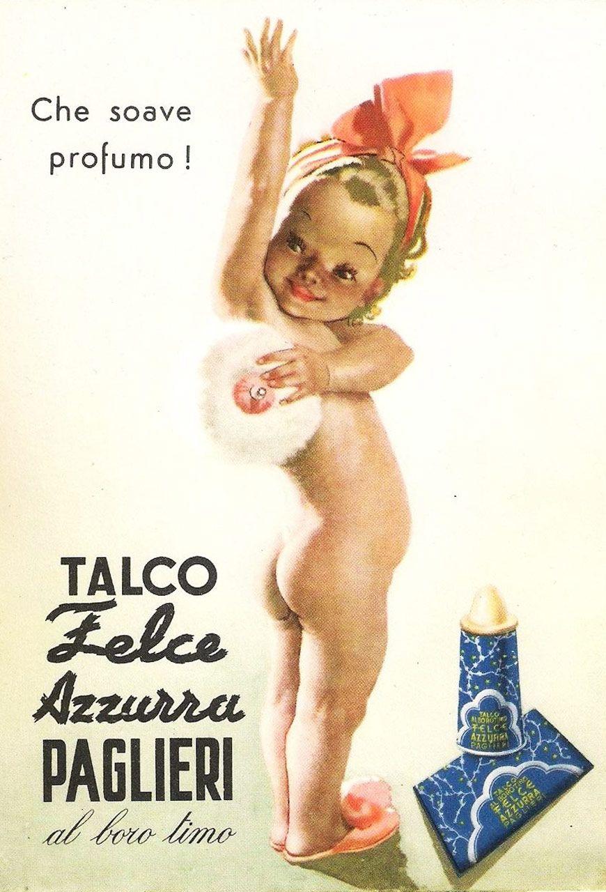 Reklama talku Felce Azzurra