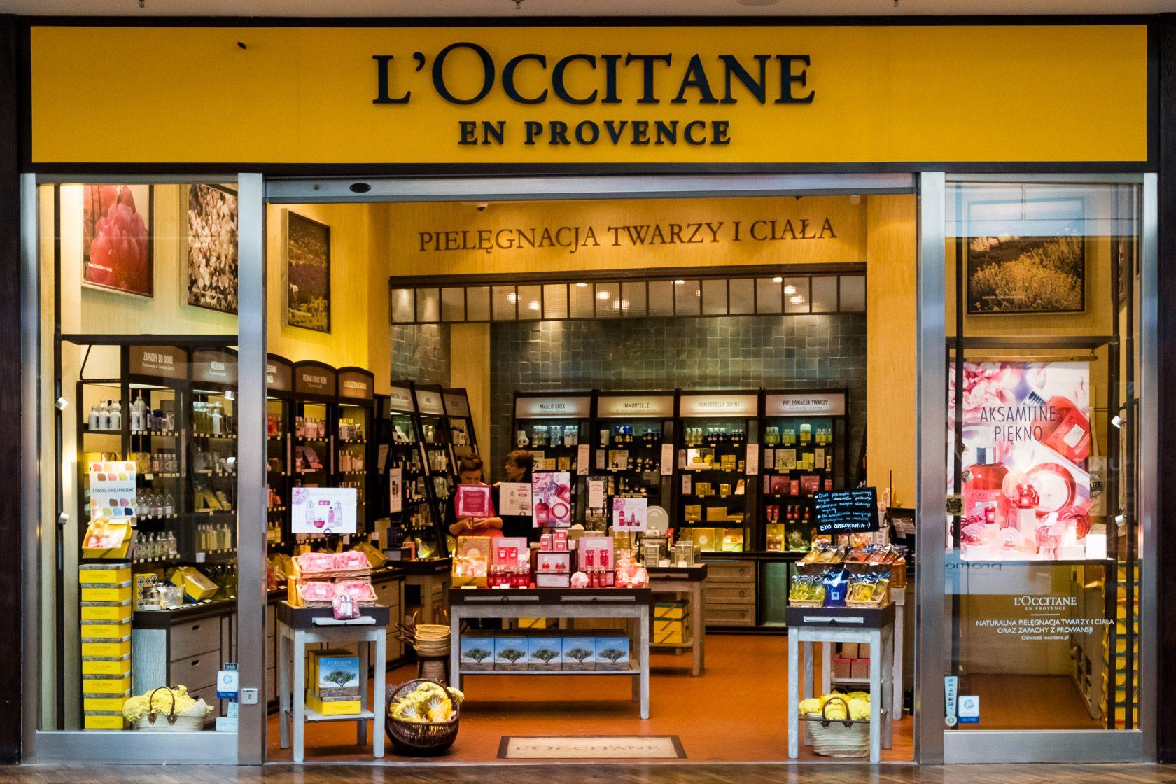 L'Occitane-Sklep