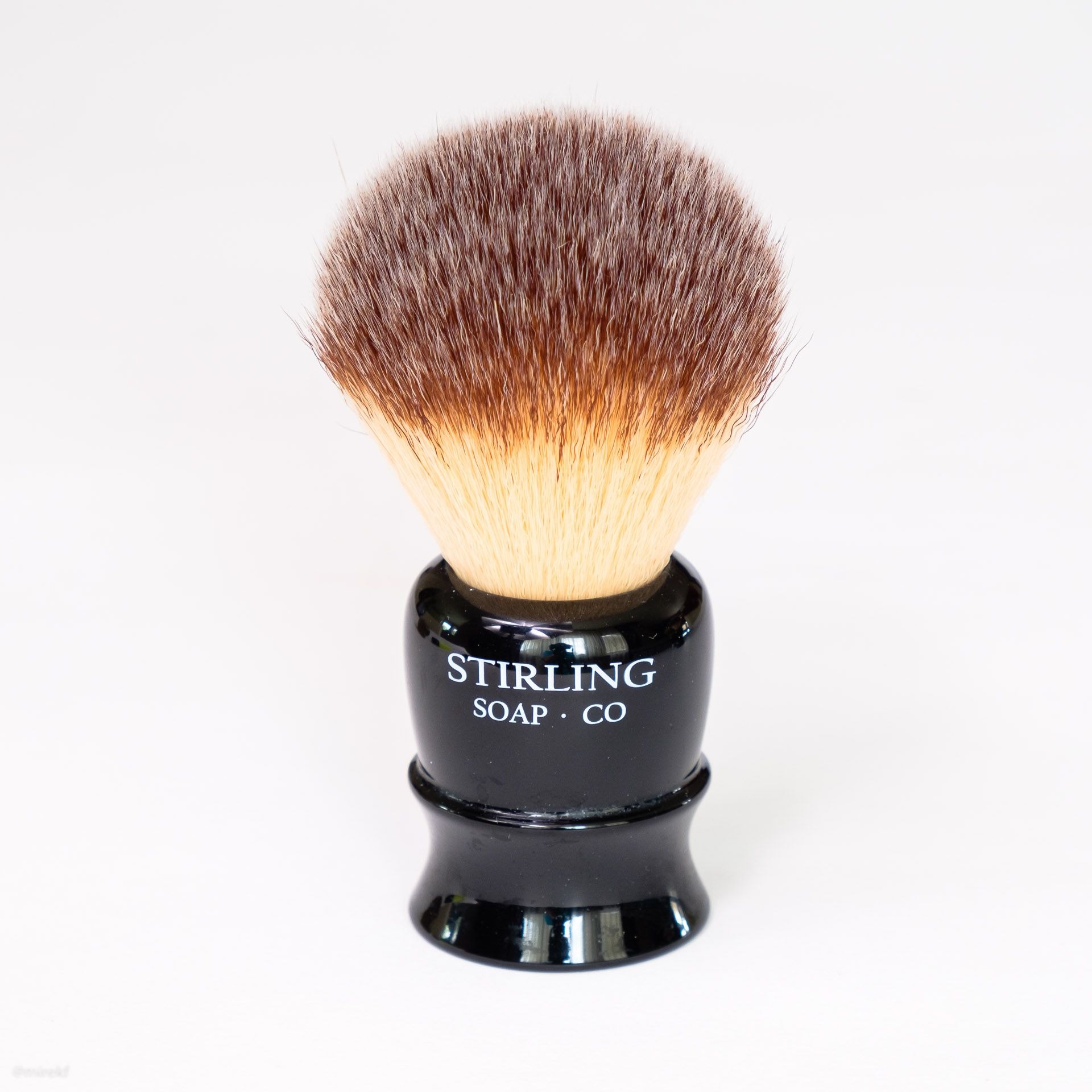 Syntetyczny pędzel do golenia Stirling Synthetic Shave Brush 22 mm (Li'l Brudder)