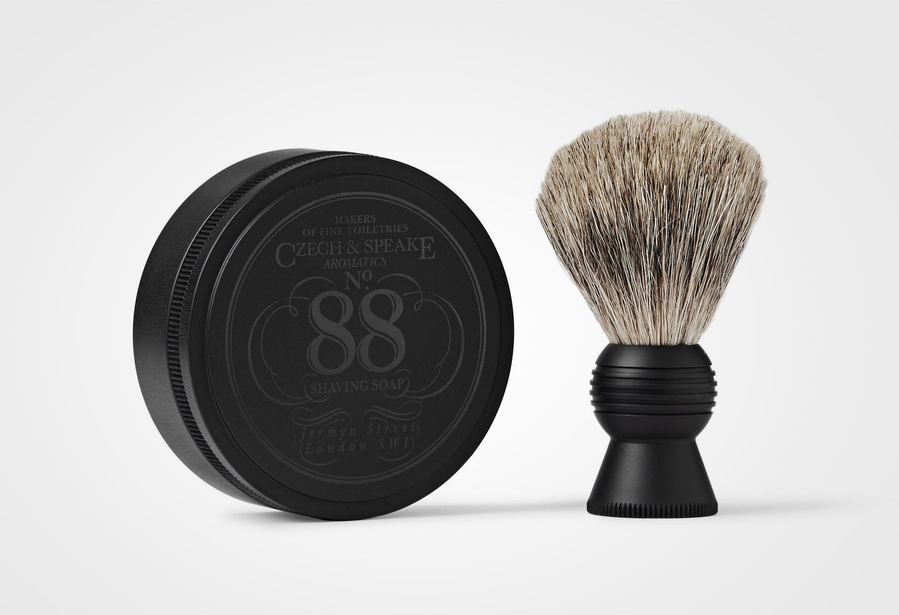 czech speake no 88 shaving soap recenzja myd a do. Black Bedroom Furniture Sets. Home Design Ideas