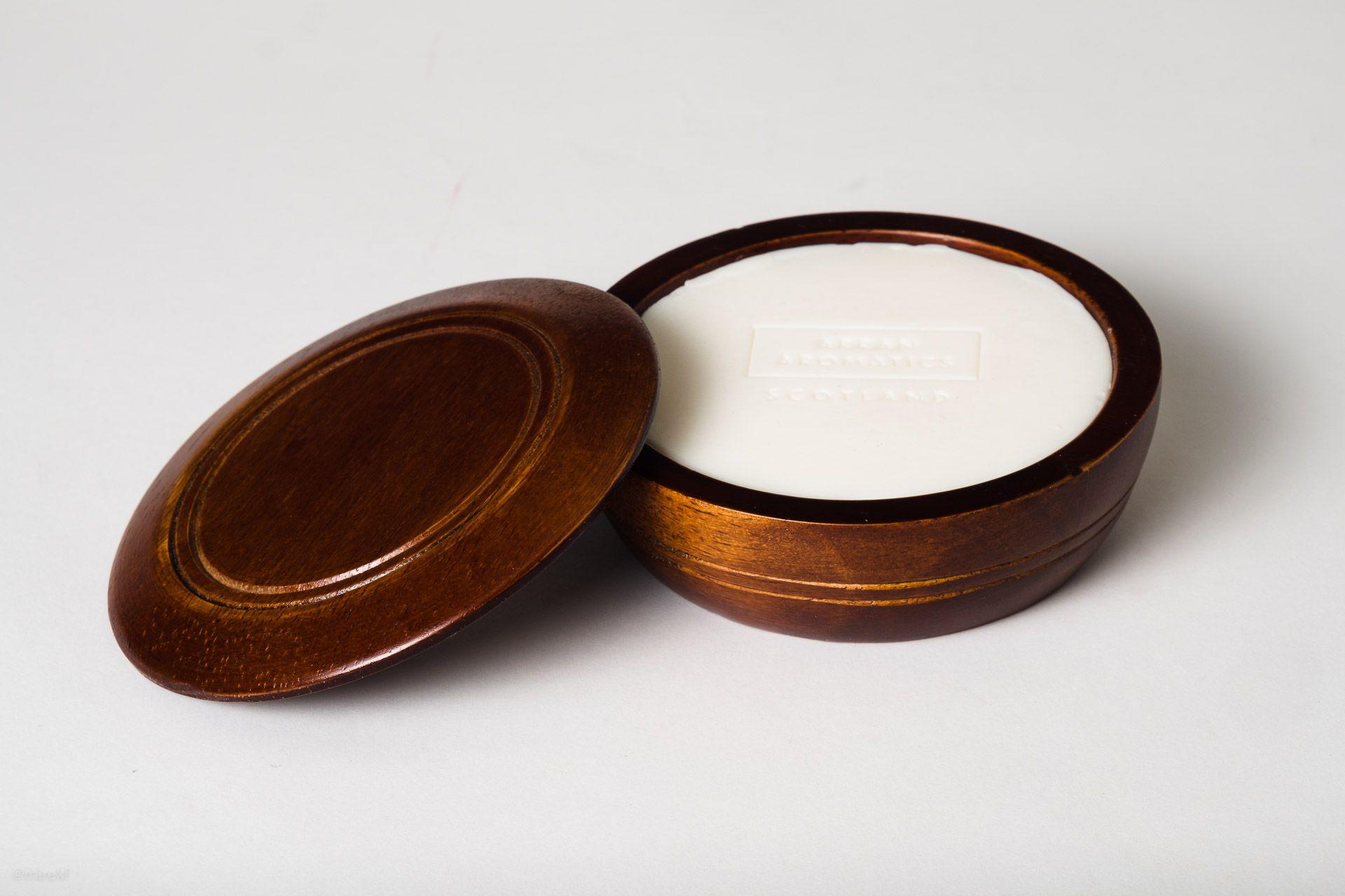 Opakowanie mydła Arran Aromatics Driftwood Shaving Soap