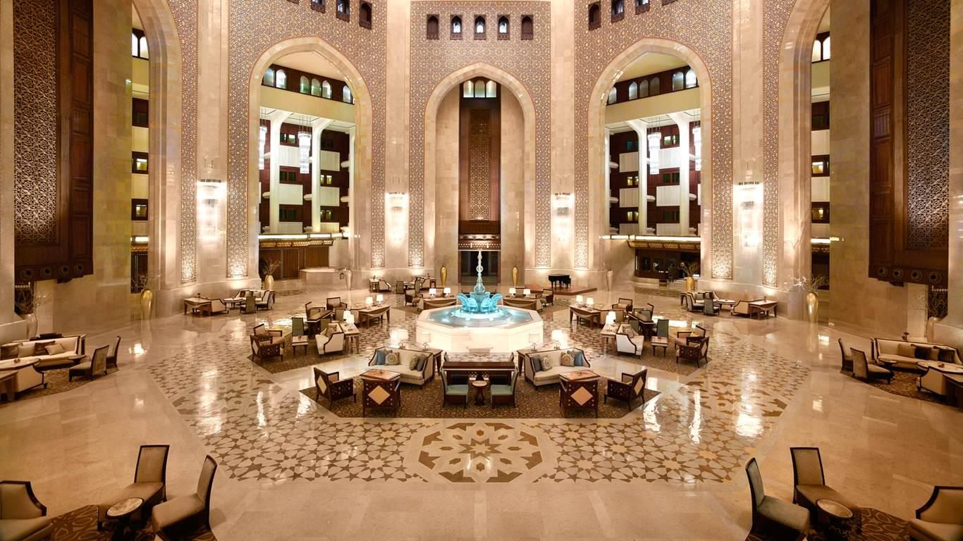 Al Bustan Palace, A Ritz-Carlton Hotel (zdjęcie: Ritz-Carlton)