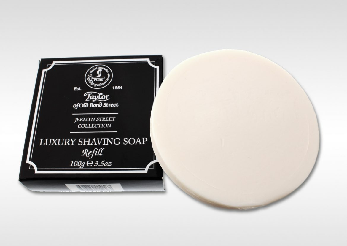 Krążek mydła do golenia Taylor of Old Bond Street Jermyn Street Shaving Soap