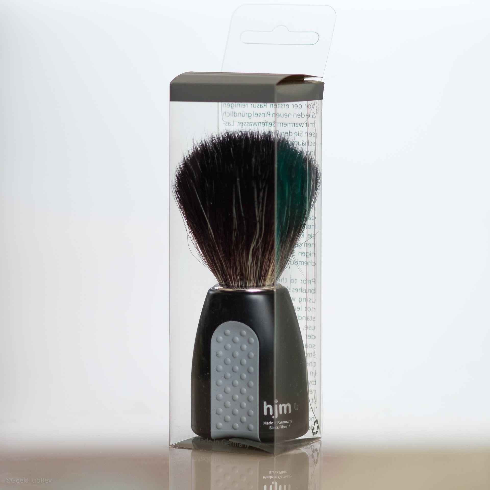 Opakowanie pędzlaHJM 21P8SGR Black Fibres Brush