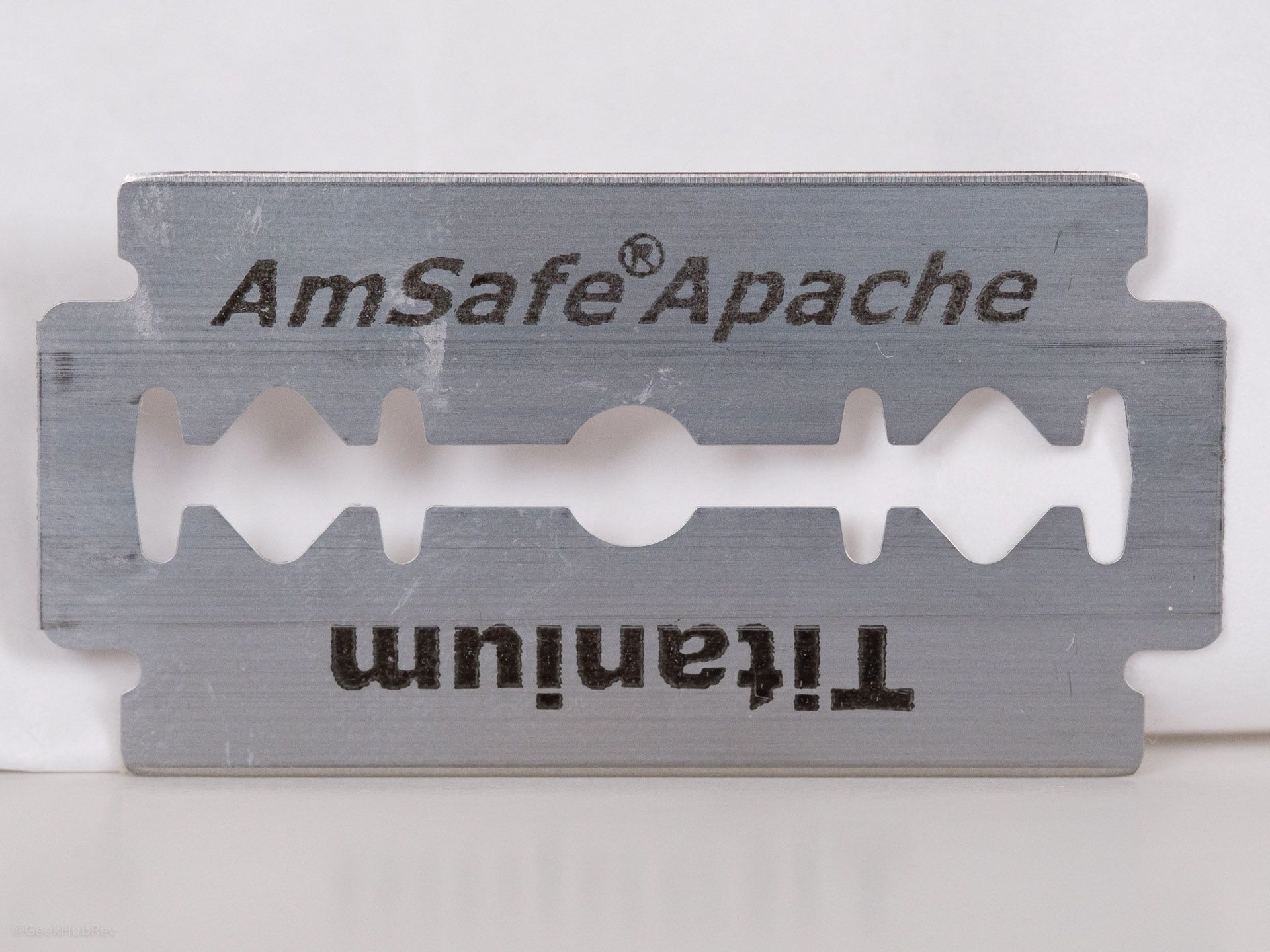 Żyletka Apache Safety Razor