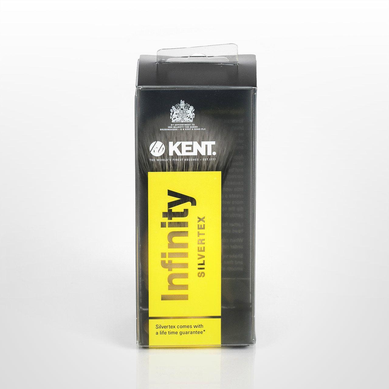 Opakowanie pędzla do golenia Kent Infinity Shaving Brush