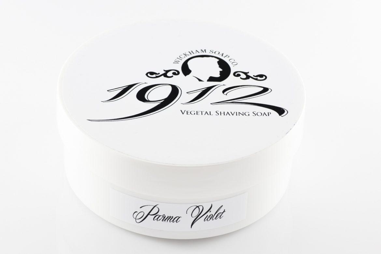 Mydło do golenia Wickham 1912 Parma Violet Shaving Soap