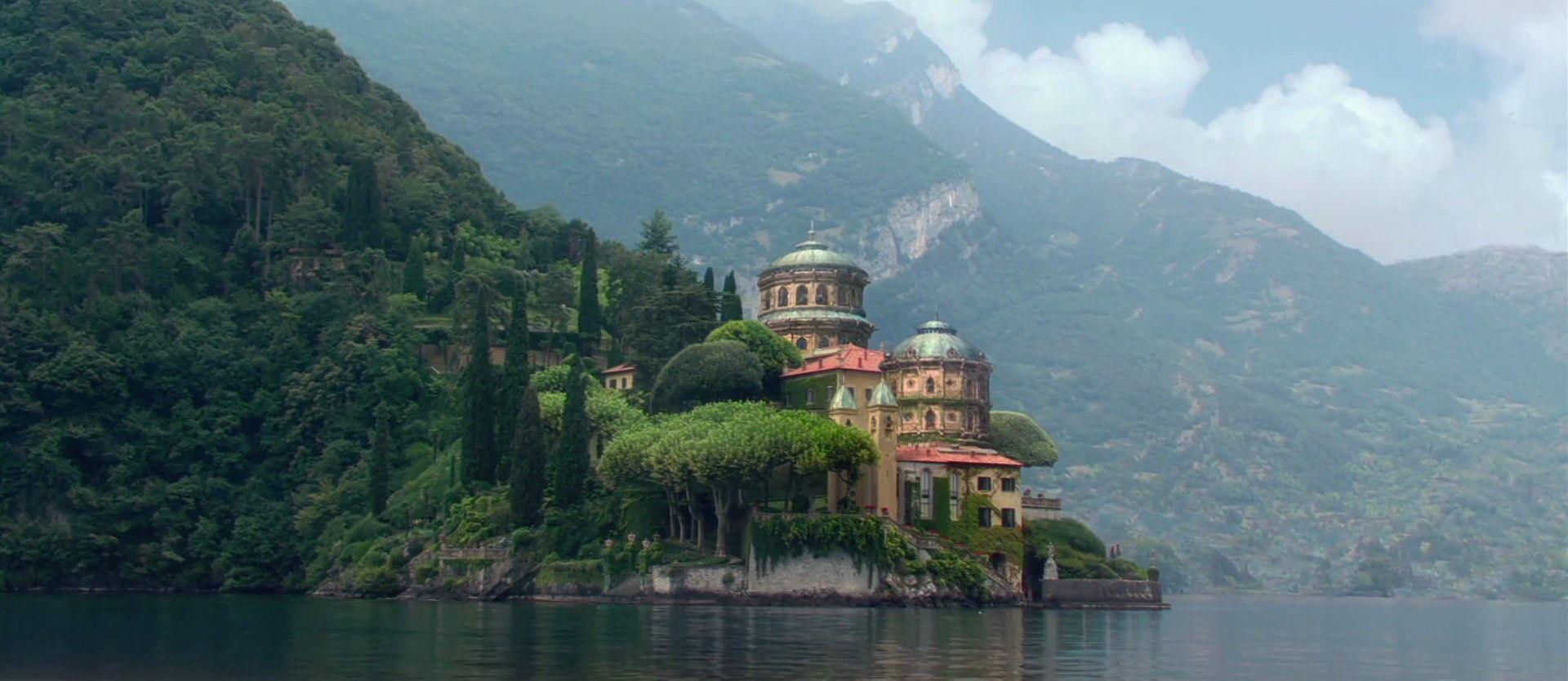 Gwiezdne Wojny, Atak klonów – Bellagio nad Jeziorem Como