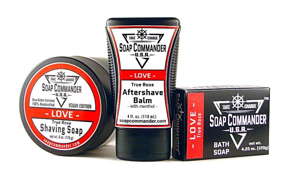Zestaw Soap Commander Love (zdjęcie producenta)