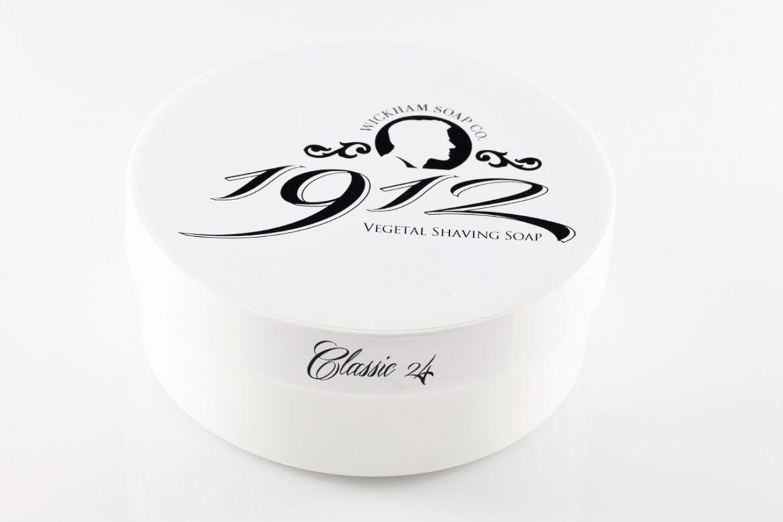 Opakowanie mydła do golenia Wickham 1912 Classic 24 Shaving Soap
