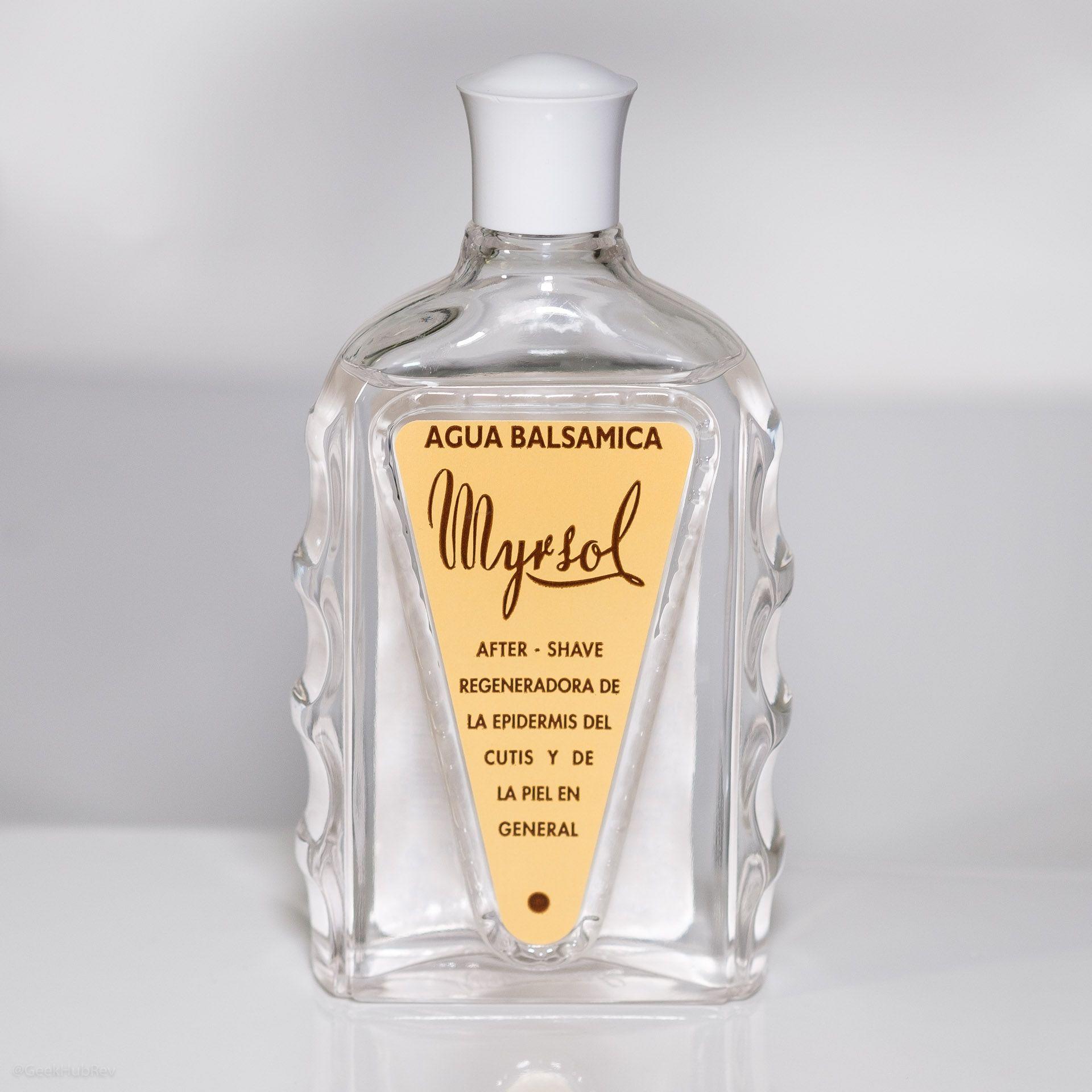 Opakowanie Myrsol Aqua Balsamica After Shave