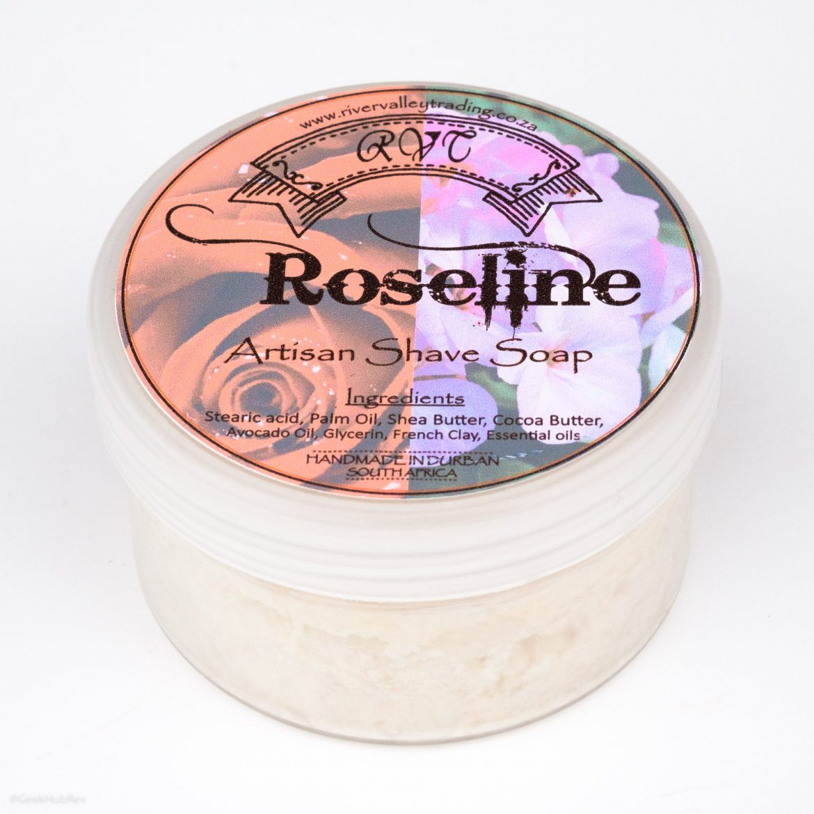 Mydło do golenia River Valley Trading Roseline Shaving Soap