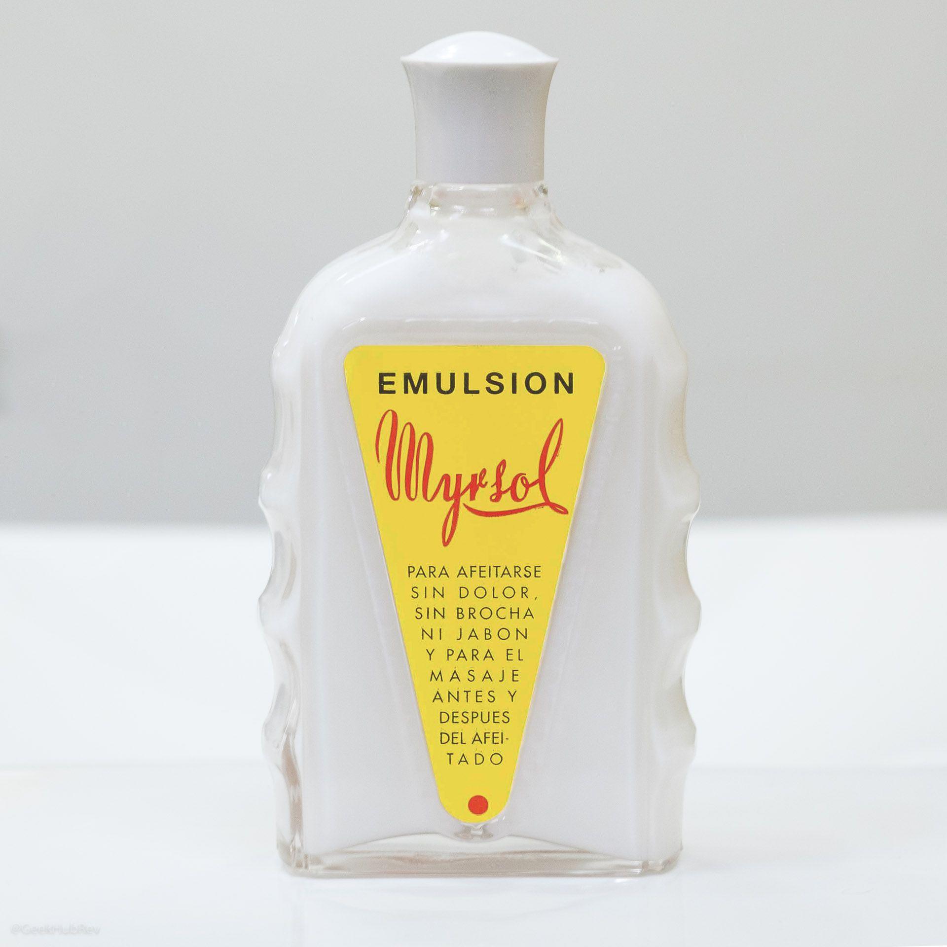 Opakowanie Myrsol Emulsion