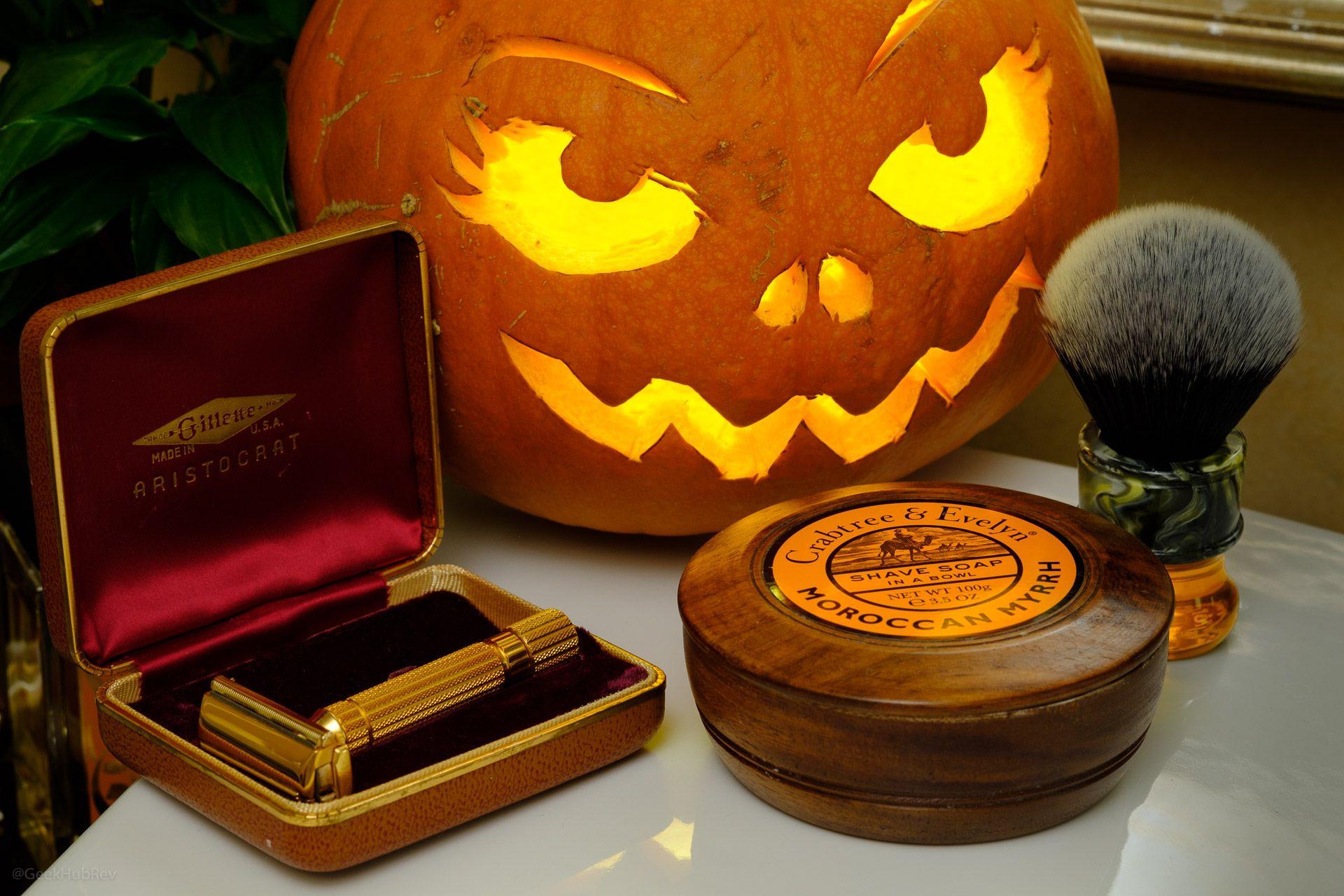 Halloween 2017 SOTD