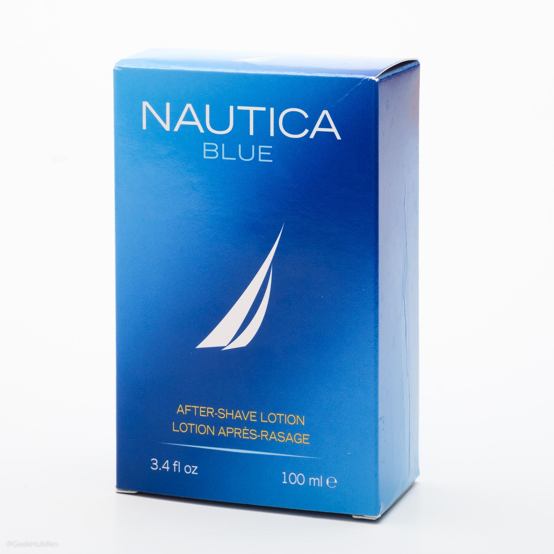 Opakowanie wody po goleniu Nautica Blue After Shave Lotion
