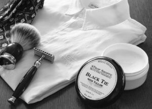 Read more about the article Strop Shoppe Black Tie Special Edition – recenzja mydła do golenia