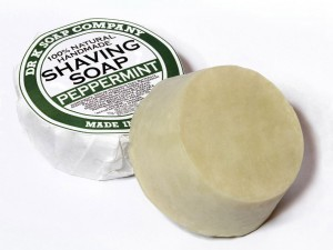 Read more about the article Dr K Soap Peppermint – recenzja mydła do golenia