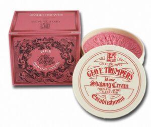Read more about the article Geo. F. Trumper's Rose Shaving Cream – recenzja kremu do golenia