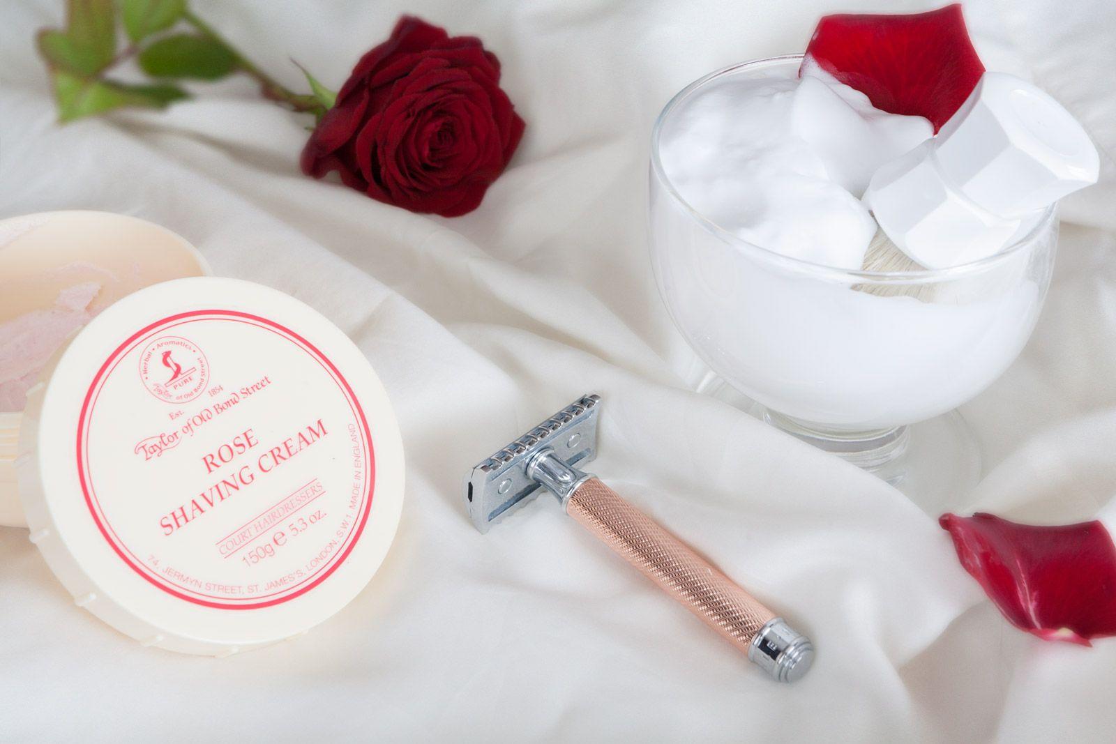 You are currently viewing Taylor of Old Bond Street Rose Shaving Cream – recenzja kremu do golenia