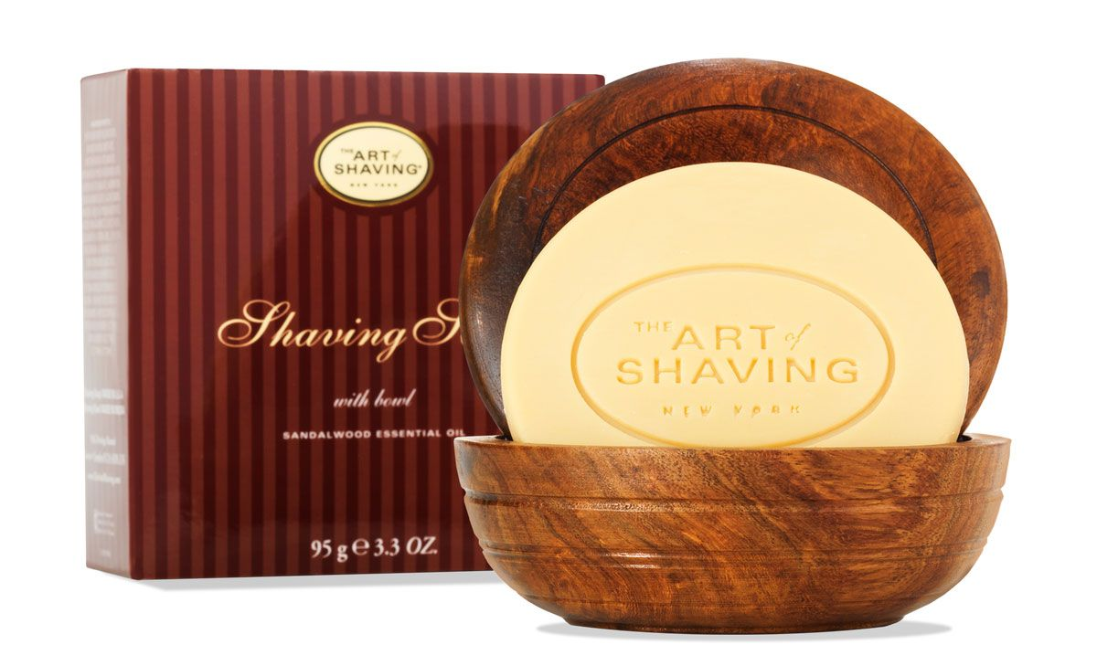 You are currently viewing The Art of Shaving Sandalwood Essential Oil Shaving Soap – recenzja mydła do golenia
