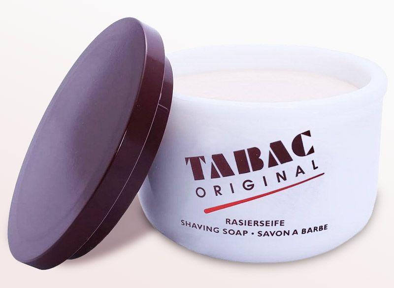 You are currently viewing Maurer & Wirtz Tabac Original Rasierseife – recenzja mydła do golenia