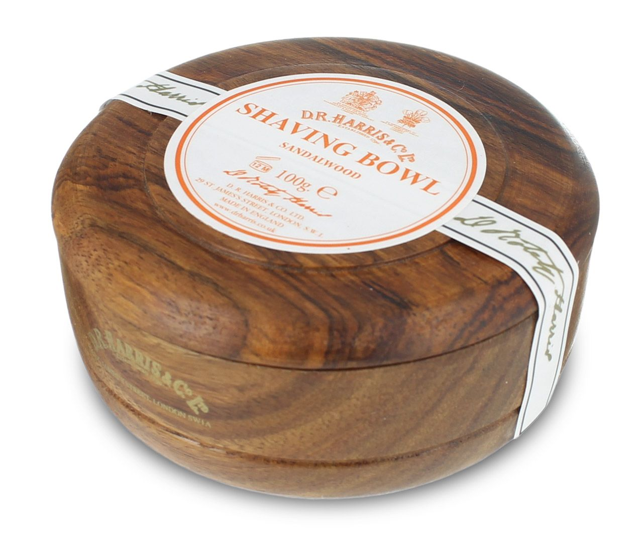 You are currently viewing D. R. Harris Sandalwood Shaving Soap – recenzja mydła do golenia