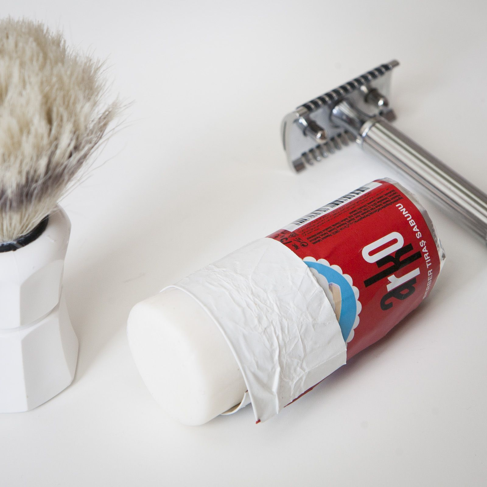 You are currently viewing Evyap Arko Men Shaving Soap – recenzja mydła do golenia w sztyfcie