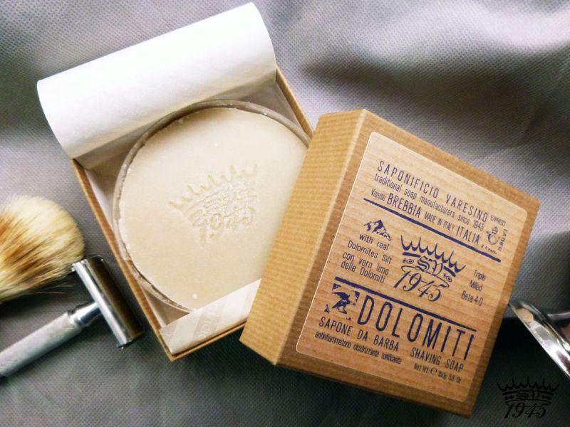 You are currently viewing Saponificio Varesino Dolomiti – recenzja mydła do golenia