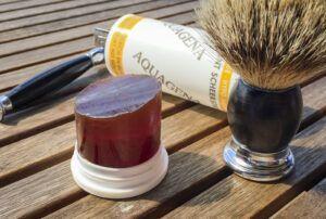Read more about the article Lab. Ed. Fromont Aquagena Shaving Stick – recenzja sztyftu do golenia