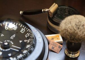 Read more about the article SOTD – Sailing, shaving. Holidays!