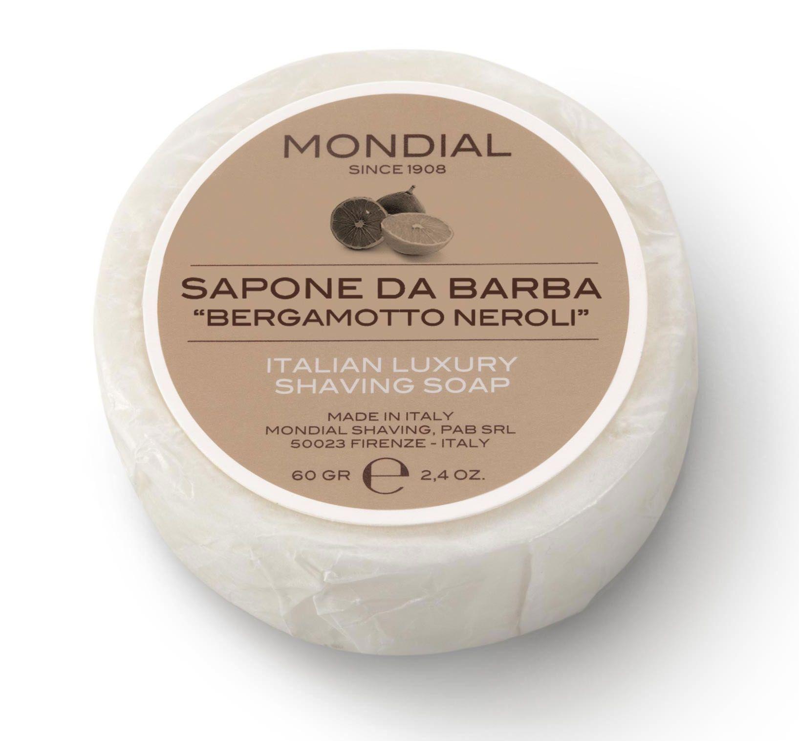 "You are currently viewing Mondial Sapone da Barba ""Bergamotto Neroli"" – recenzja mydła do golenia"